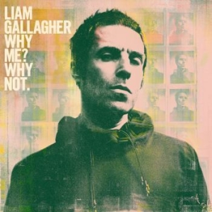 Liam Gallagher - Why Me? Why Not.(Vinyl) in the group Minishops / Oasis at Bengans Skivbutik AB (3642171)