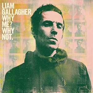 Liam Gallagher - Why Me? Why Not. in the group Campaigns / Warner Music at Bengans Skivbutik AB (3642180)