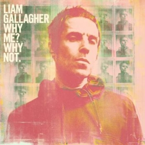 Liam Gallagher - Why Me? Why Not.(Cd Deluxe) in the group Minishops / Oasis at Bengans Skivbutik AB (3642181)