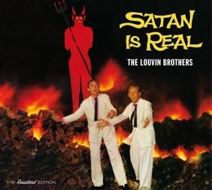 Louvin Brothers - Satan is Real/A Tribute To the Delmore Brothers in the group CD / CD Blues-Country at Bengans Skivbutik AB (3647621)
