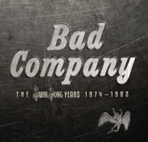 Bad Company - Swan Song Years 1974-1982 in the group CD / New releases / Rock at Bengans Skivbutik AB (3647892)