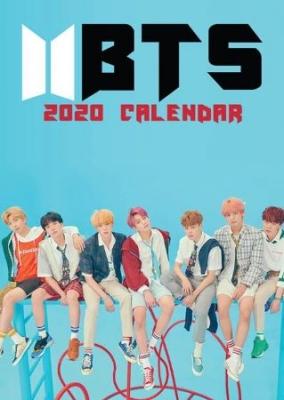 Bts Calendar 2020 BTS   BTS 2020 Unofficial Calendar