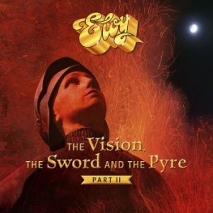Eloy - Vision, The Sword And The Pyre The in the group CD / Upcoming releases / Pop at Bengans Skivbutik AB (3650094)