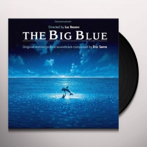 Serra Eric - Le Grand Bleu (Soundtrack) in the group VINYL / Vinyl Soundtrack at Bengans Skivbutik AB (3650623)