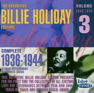 Holiday Billie - Complete 1936-1944/3 in the group CD / Jazz/Blues at Bengans Skivbutik AB (3650760)