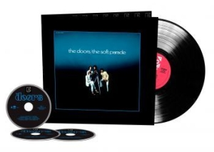 The Doors - The Soft Parade (Ltd. Vinyl/3C in the group Julspecial19 at Bengans Skivbutik AB (3653774)