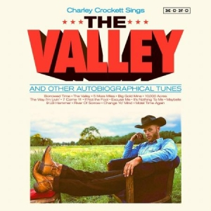 Crockett Charley - Valley in the group VINYL / Upcoming releases / Country at Bengans Skivbutik AB (3654573)