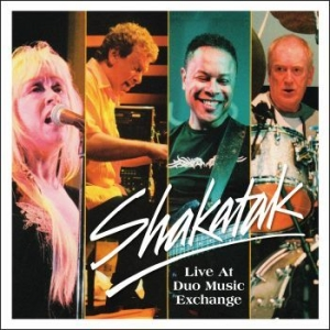 Shakatak - Live At The Duo Music Exchange (Cd+ in the group CD / Dans/Techno at Bengans Skivbutik AB (3655021)