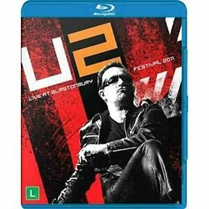 U2 - Live at Glastonbury Festival 2011 in the group OTHER / Music-DVD at Bengans Skivbutik AB (3655187)