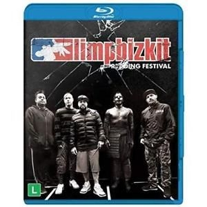 Limp Bizkit - Reading Festival in the group OTHER at Bengans Skivbutik AB (3655196)