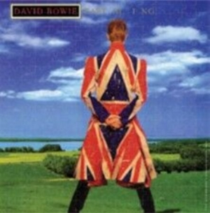 David Bowie - Earthling - Double Jigsaw Puzzle Set in the group OTHER / Merchandise at Bengans Skivbutik AB (3655435)