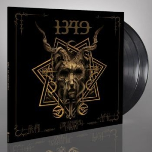1349 - Infernal Pathway The (2 Lp Black Vi in the group VINYL / Upcoming releases / Hardrock/ Heavy metal at Bengans Skivbutik AB (3656105)