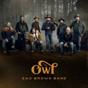Zac Brown Band - The Owl in the group Julspecial19 at Bengans Skivbutik AB (3656483)