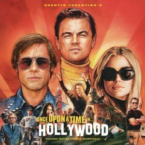 Blandade Artister - Quentin Tarantino's Once Upon A Time In Hollywood (2LP) in the group VINYL / Upcoming releases / Soundtrack/Musical at Bengans Skivbutik AB (3657297)