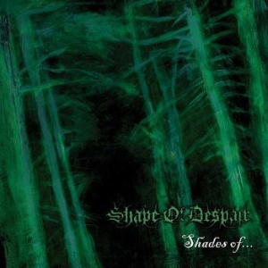 Shape Of Despair - Shades Of... in the group VINYL / Hårdrock/ Heavy metal at Bengans Skivbutik AB (3657319)