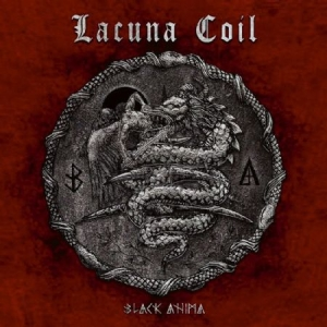 Lacuna Coil - Black Anima in the group CD / Upcoming releases / Hardrock/ Heavy metal at Bengans Skivbutik AB (3657358)