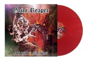 Grim Reaper - At The Gates in the group VINYL / Hårdrock/ Heavy metal at Bengans Skivbutik AB (3657365)
