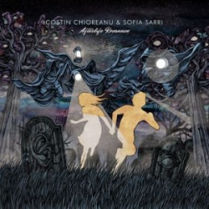 Chioreanu Costin & Sofia Sarri - Afterlife Romance in the group CD / Hårdrock/ Heavy metal at Bengans Skivbutik AB (3657390)
