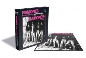 Ramones - Rocket To Russia Puzzle in the group Julspecial19 at Bengans Skivbutik AB (3658264)