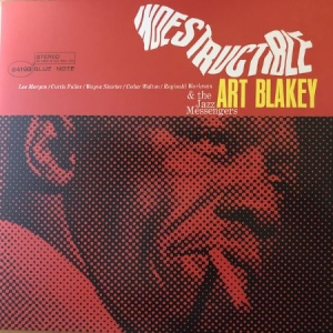 Art Blakey - Indestructible (Vinyl) in the group Campaigns / Classic labels / Blue Note at Bengans Skivbutik AB (3658267)