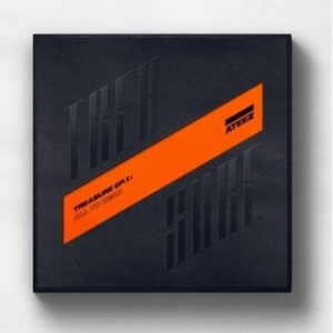 ATEEZ - Treasure Ep.1: All To Zero [Import] in the group OTHER /  at Bengans Skivbutik AB (3658441)