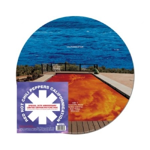 Red Hot Chili Peppers - Californication (Ltd. 2X 140G in the group Julspecial19 at Bengans Skivbutik AB (3662726)