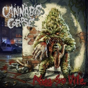 Cannabis Corpse - Nug So Vile in the group CD / Upcoming releases / Hardrock/ Heavy metal at Bengans Skivbutik AB (3664488)