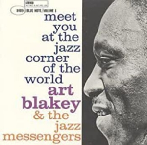Art Blakey - Meet You At The Jazz... 1 (Lp) in the group Campaigns / Classic labels / Blue Note at Bengans Skivbutik AB (3664493)