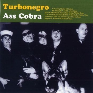 Turbonegro - Ass Cobra - Lp Yellow in the group VINYL / Upcoming releases / Hardrock/ Heavy metal at Bengans Skivbutik AB (3665841)