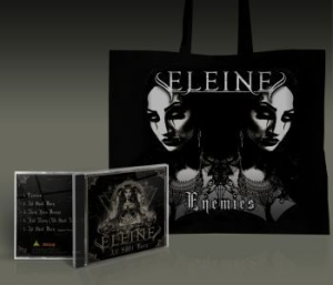 Eleine - All Shall Burn + Tote Bag in the group CD / Upcoming releases / Hardrock/ Heavy metal at Bengans Skivbutik AB (3667588)