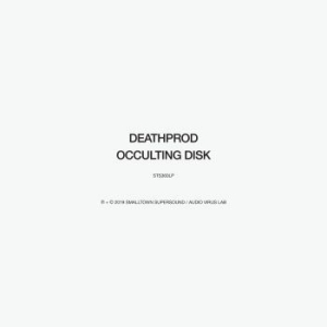 Deathprod - Occulting Disk in the group Julspecial19 at Bengans Skivbutik AB (3671734)