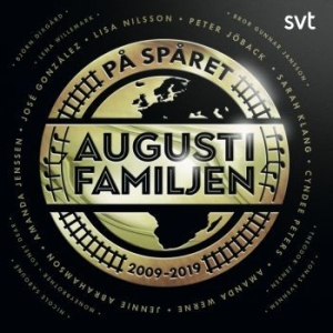 Augustifamiljen - På Spåret (2009-2019) in the group CD / Upcoming releases / Pop at Bengans Skivbutik AB (3671743)