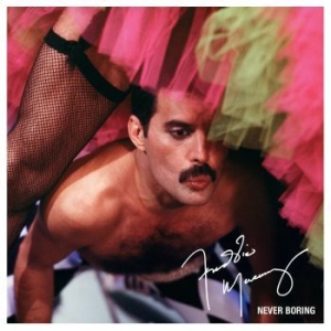 Freddie Mercury - Never Boring (Vinyl) in the group Minishops / Queen at Bengans Skivbutik AB (3671767)