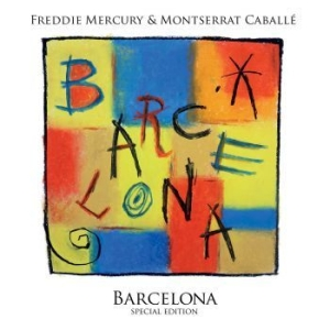 Freddie Mercury, Montserrat Caballé - Barcelona (The Greatest Cd2) in the group Julspecial19 at Bengans Skivbutik AB (3671774)