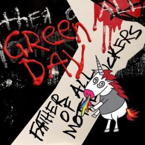 Green Day - Father Of All...(Vinyl) in the group VINYL / Vinyl Punk at Bengans Skivbutik AB (3674695)