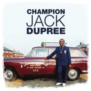Dupree Champion Jack - Blues Pianist Of New Orleans in the group CD / Jazz/Blues at Bengans Skivbutik AB (3676084)