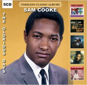 Cooke Sam - Timeless Classic Albums in the group CD / RNB, Disco & Soul at Bengans Skivbutik AB (3676663)