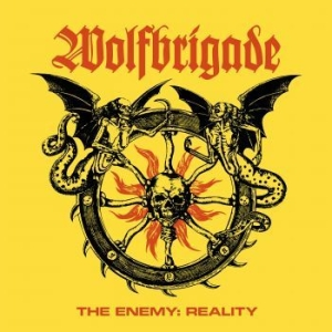 Wolfbrigade - Enemy The : Reality in the group Campaigns / BlackFriday2020 at Bengans Skivbutik AB (3681384)