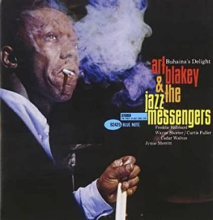 Art Blakey & The Jazz Messengers - Buhaina's Delight (Vinyl) in the group Campaigns / Classic labels / Blue Note at Bengans Skivbutik AB (3691445)