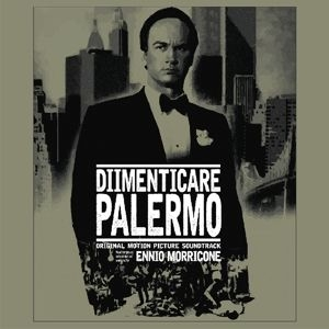 Ennio Morricone - Dimenticare Palermo in the group VINYL / Film/Musikal at Bengans Skivbutik AB (3693739)