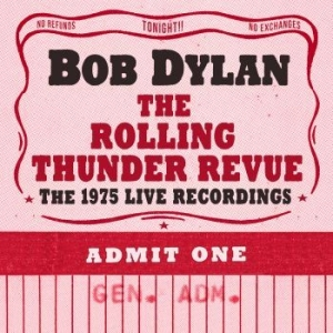 Dylan Bob - The Rolling Thunder Revue: The 1975 in the group Julspecial19 at Bengans Skivbutik AB (3699452)