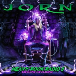 Jorn - Heavy Rock Radio Ii - Executing The in the group CD / New releases / Hardrock/ Heavy metal at Bengans Skivbutik AB (3700805)