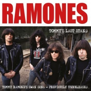 Ramones - Tommy's Last Stand in the group CD / Rock at Bengans Skivbutik AB (3718441)