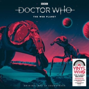 DOCTOR WHO - The Web Planet [import] in the group VINYL / Film/Musikal at Bengans Skivbutik AB (3722208)