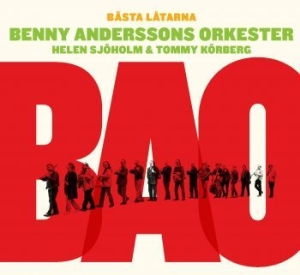 Benny Anderssons Orkester - Bästa Låtarna in the group CD / CD Popular at Bengans Skivbutik AB (3723950)