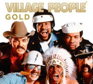 Village People - Gold in the group VINYL / Dans/Techno at Bengans Skivbutik AB (3729566)