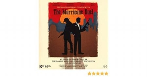 Ennio Morricone - The Morricone Duel - The Most in the group CD / Klassiskt at Bengans Skivbutik AB (3734197)