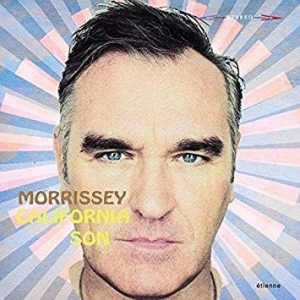 Morrissey - California Son Blue Vinyl in the group Julspecial19 at Bengans Skivbutik AB (3735326)