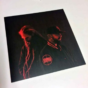 Promoe & Don Martin - Public Enemy (Red Vinyl) in the group BF2019 at Bengans Skivbutik AB (3736083)