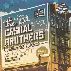 The Casual Brothers - Customers Choice (EP) in the group Labels / David Vs Goliath at Bengans Skivbutik AB (3736144)